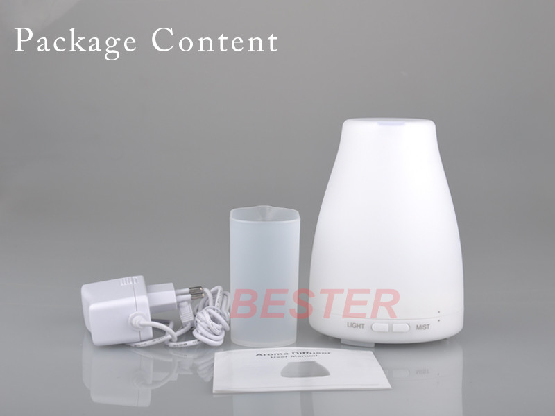 Aromatherapy Essential Oil Diffuser by Bester