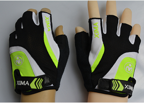2014 Kids Lovely Bike Bicycle Half Finger Cycling bike Gloves for kids Riding & Racing