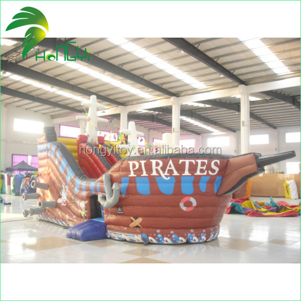 Commercial Popular Hot Sale Rather Favorable Price Inflatable Pirate Ship