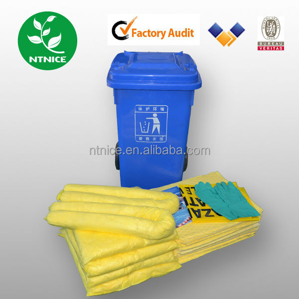 Emergency Chemial Absorbent Spill Kits