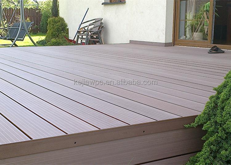 Low Maintainance Veranda Board Water Proof Decking Floor