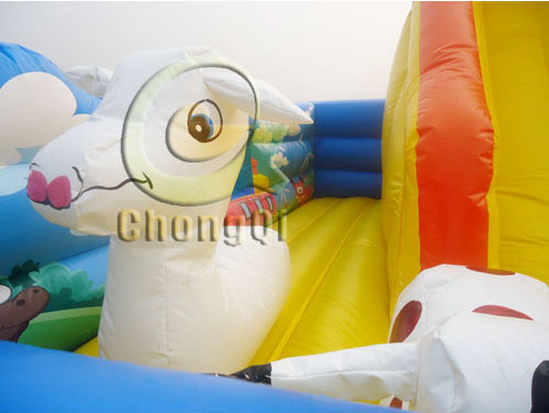 giant fun large outdoor slide/giant slip and slide