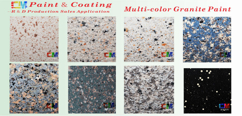 CMZGD007 -Multi-functions Imitation Marble Floor coating