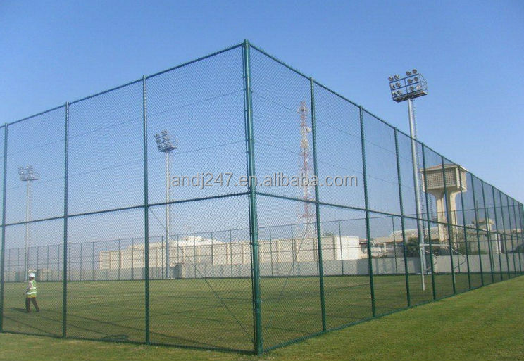 Chain Link Fence /pvc Coated Chain Link Fence/galvanized Chain Link Fence factory