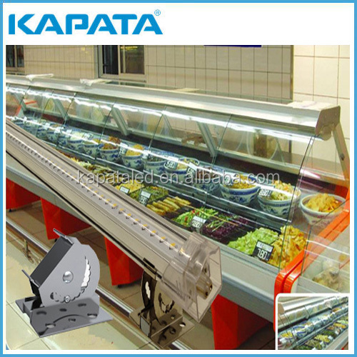 1160mm aluminum led lighting profile for deli freezer