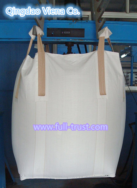 big jumbo bag with two loops