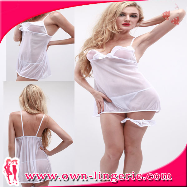 Low MOQ wholesale price young ladies babydoll dress women sexy langery,sexy european women sexy lingerie