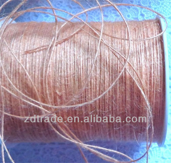 "10 yards jute burlap ribbon/string 1/32""- select color below-10 yards"