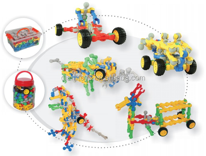 Plastic Educational Toy for Children QL-040(A)
