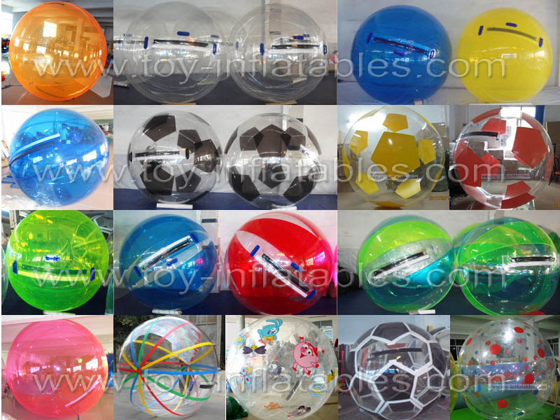 Best material TPU water walking ball price
