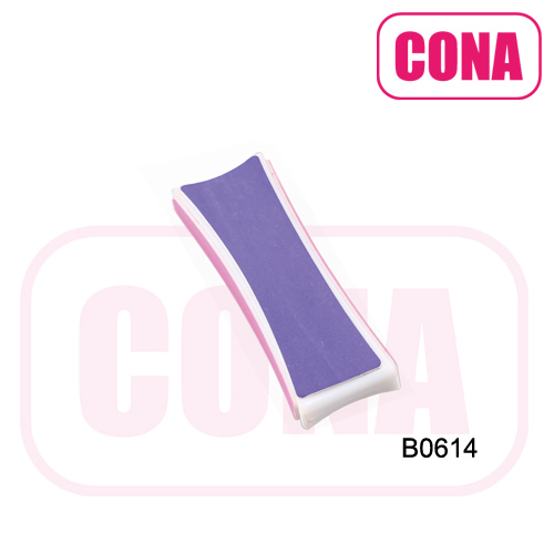 Hotsale colorful 4sides with different feature nail buffer block