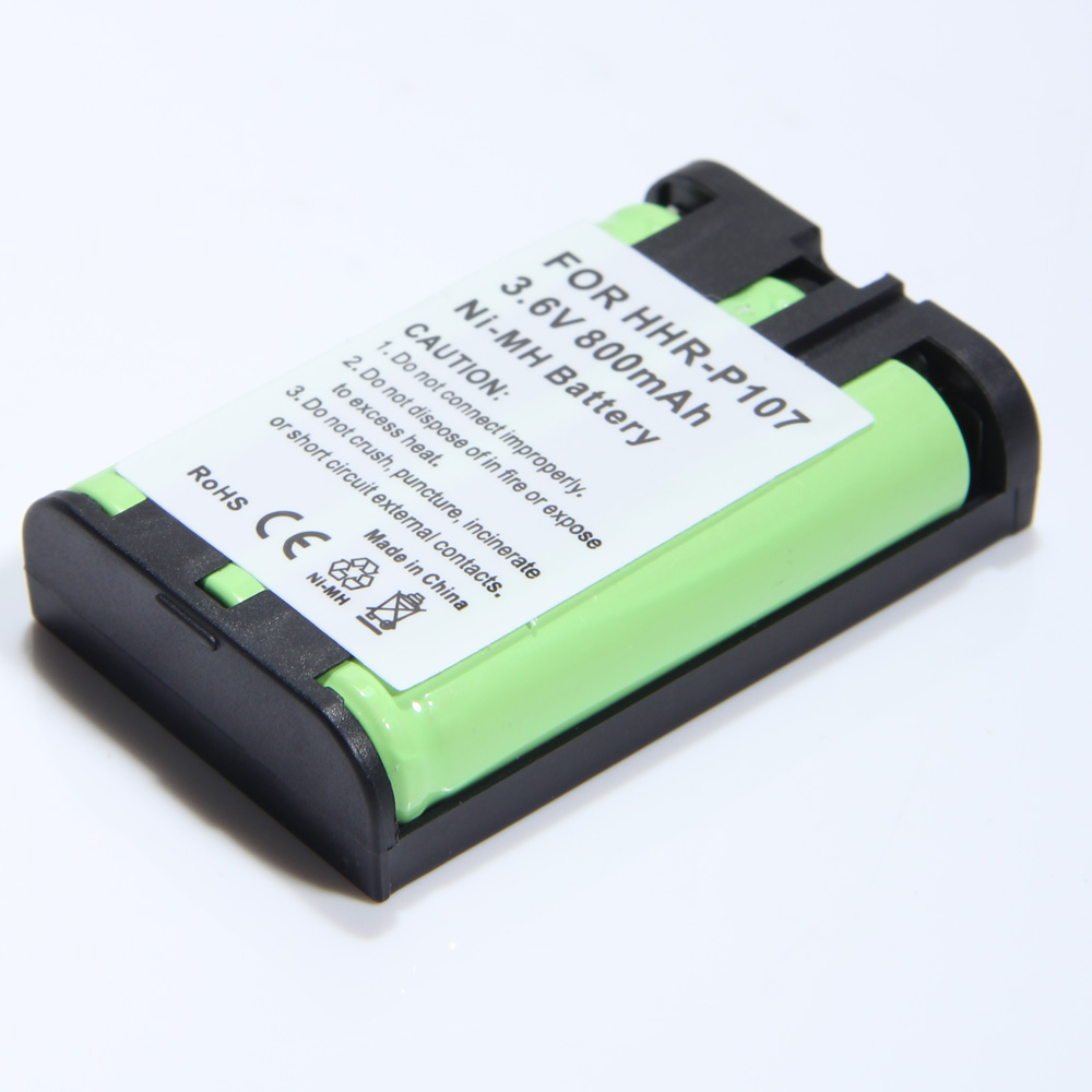 China supplier NIMH Rechargeable Battery Pack 3.6V 700mAh 3*AAA for Cordless Phone Battery P107