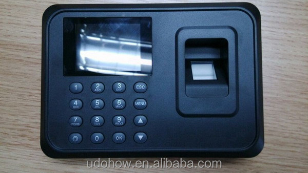 Hot sale Cheap standalone fingerprint time recorder