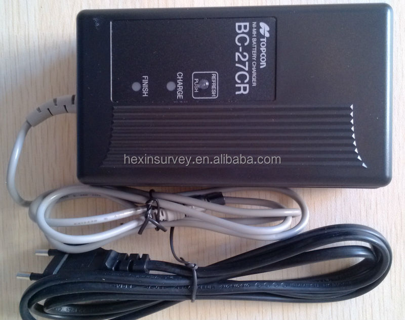 Topcon BT52QA battery charger