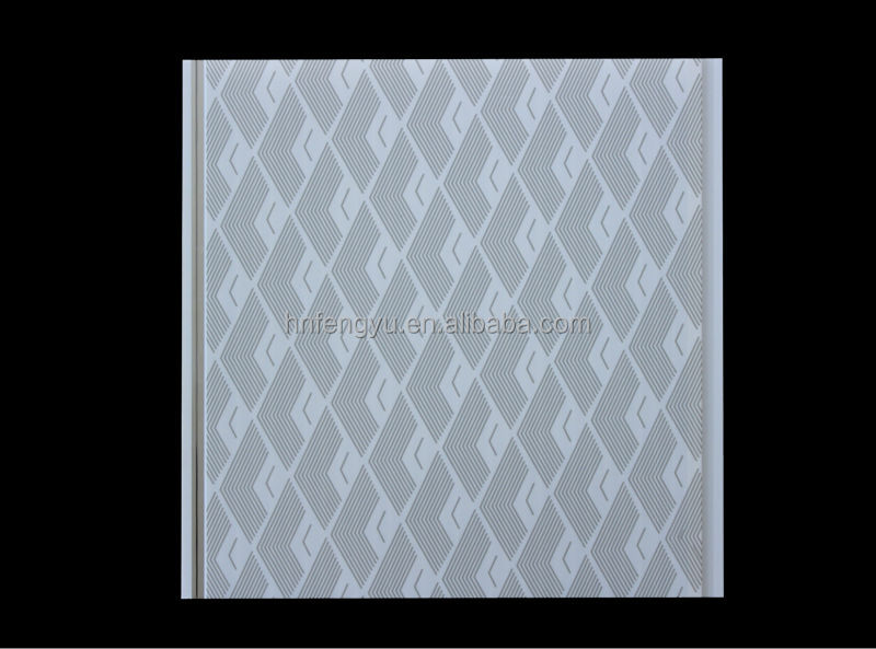 hot sale mobile home ceiling panel , construction material pvc ceiling design for decoration