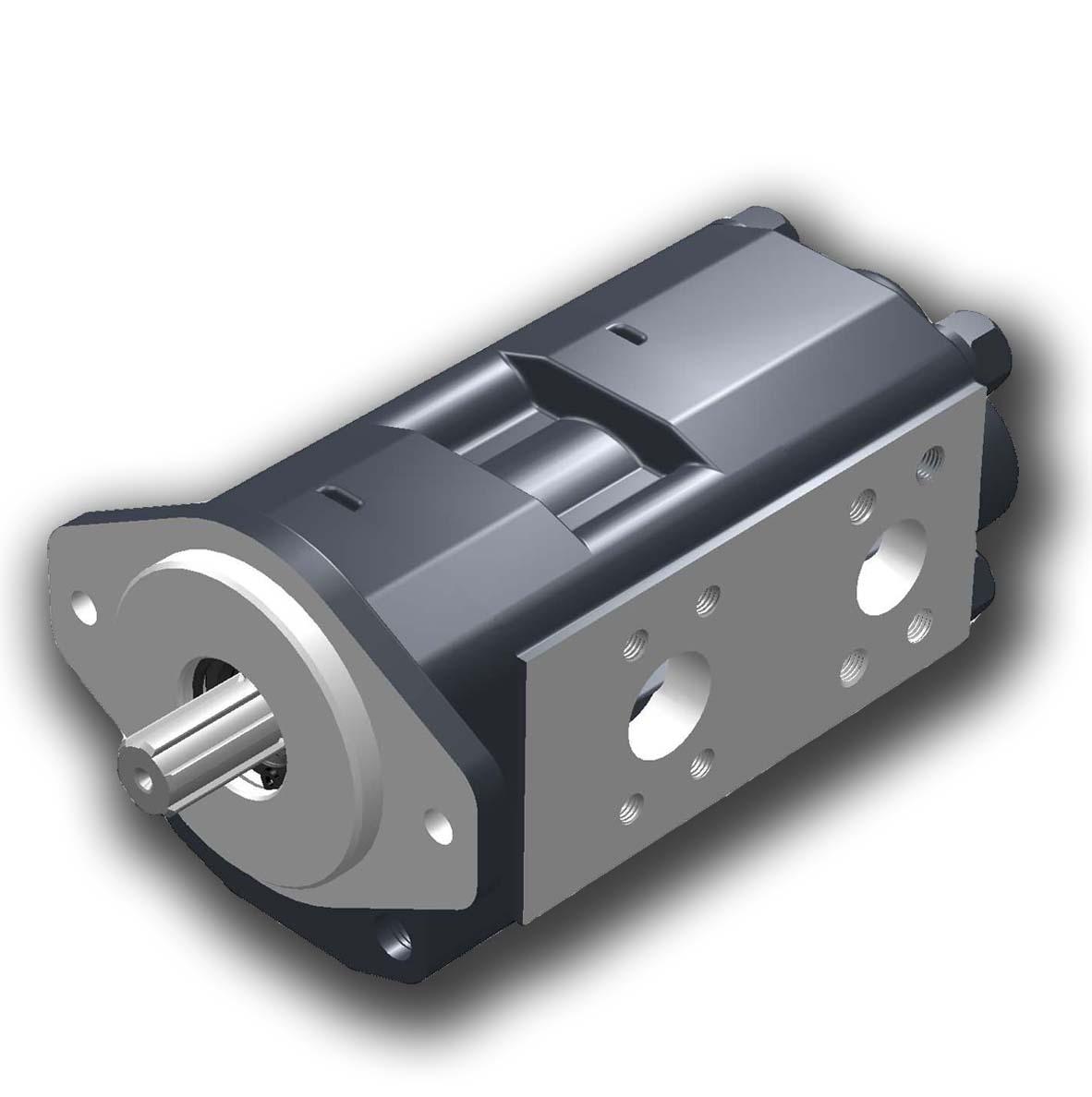 Hpt2 high pressure sleeve bushing pumps and motors hpt2 for Parker pumps and motors
