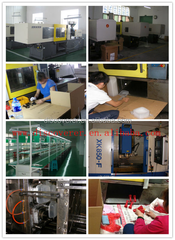 3D plastic model mould design and moulding service