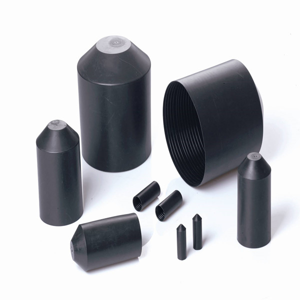 9V Featured Products High Quality Polyolefin Heat Shrink End Caps