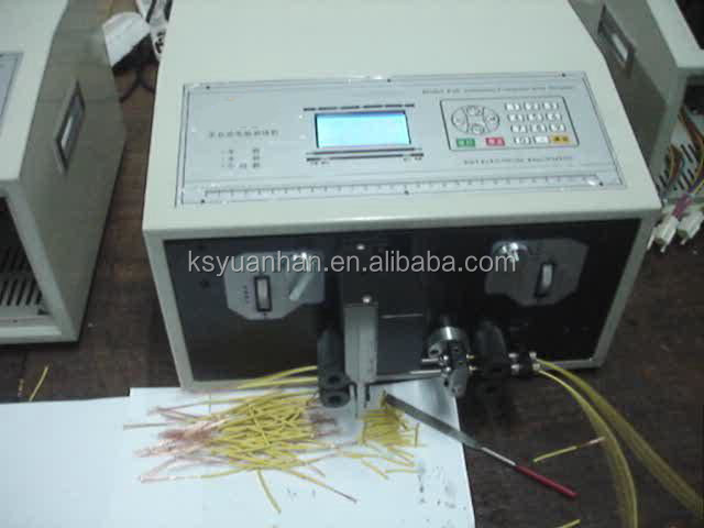 Hot Sale Automatic Wire Stripper/machine Stripping Copper Wire ...