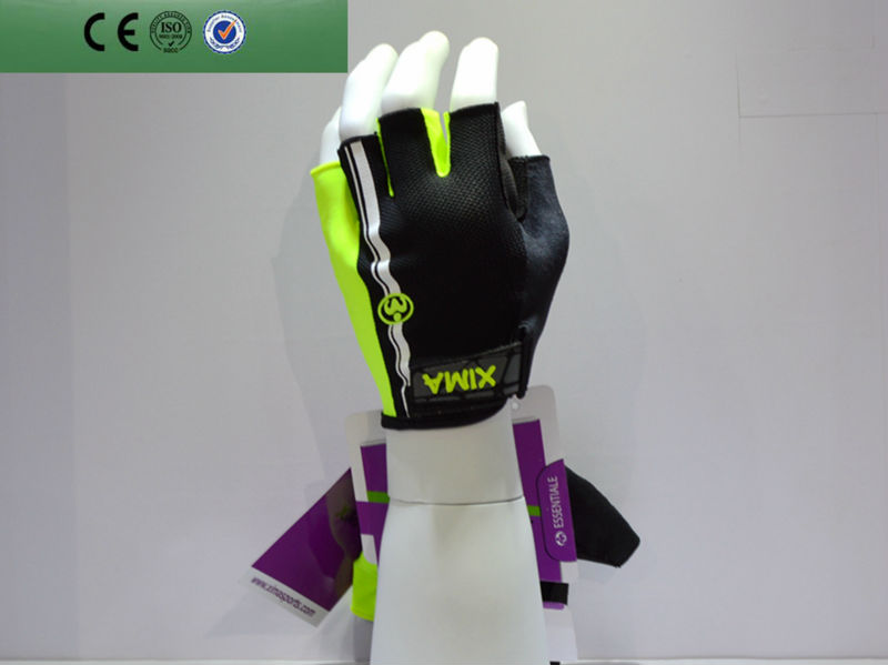 2014 Summer New BICYCL GLOVE GEL Bike Bicycle Half Finger Racing riding Cycling Gloves Outdoor Sports Gloves for men for women