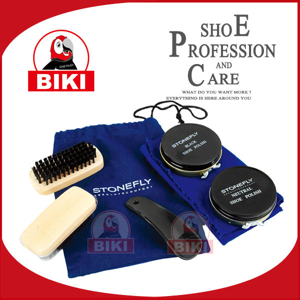 Shoe Shine Kit TZ-C06