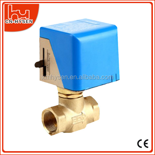 Motor Driven / Motorized Electric Valve