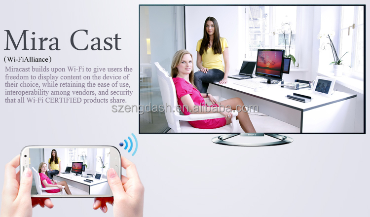 2014 Ezcast M2 1080P google chromecast hdmi streaming media player