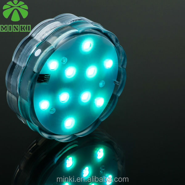 2014 Splendid Remote Control Wireless LED Lighting
