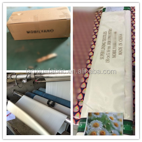 100 poly mesh circle printing floral for lining cloth fabric garment