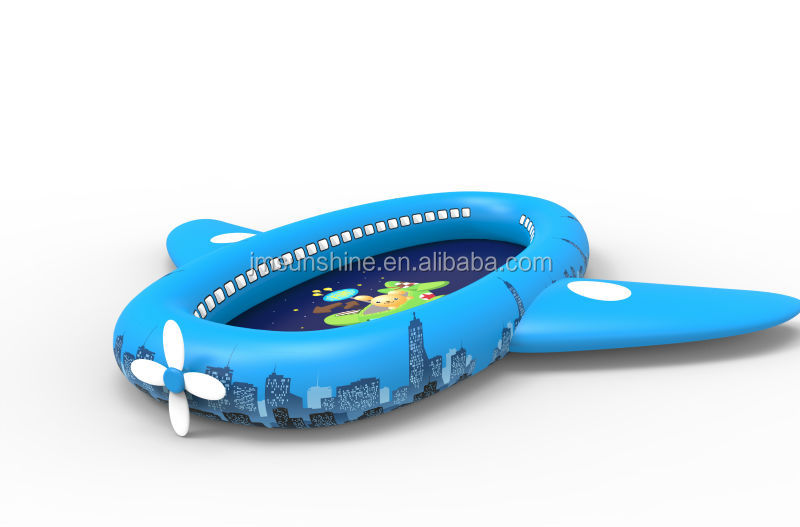 plastic inflatable swim pool / swimming pool in China