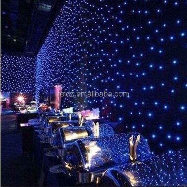 Flexible indoor for wedding stage backdrop decoration for Indoor stage decoration