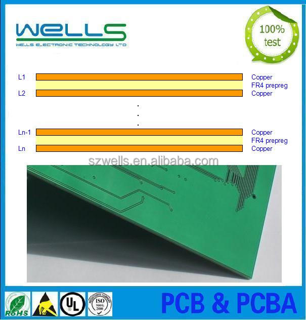 Electronic PCB printed circuit board maker with IPC standard