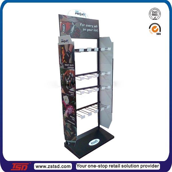 Tsd m185 Custom 4 Side Rotating Merchandise Display Racks