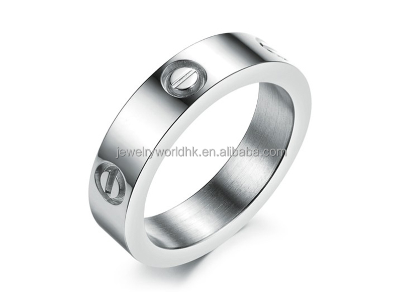 spikes titanium rings 2014 new product wholesale spikes