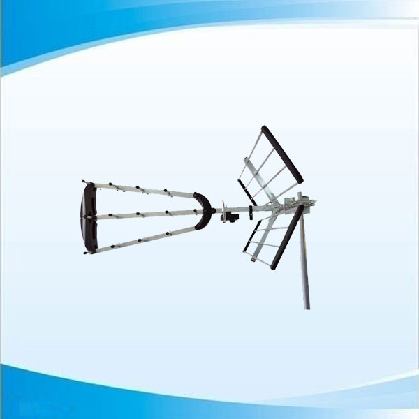 UHF outdoor TV antenna