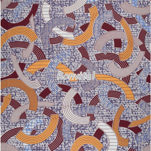 Most popular high-quality veritable super hollandais wax block prints fabric Item No.057571
