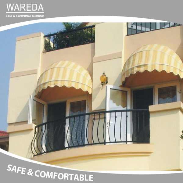 small window awnings