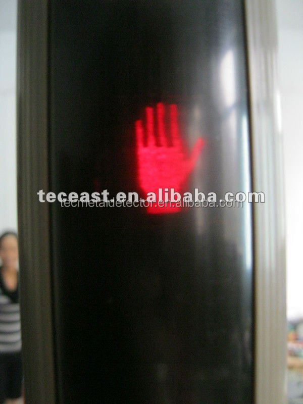 China Manufacturer Walk Through Gate, walk through metal detector, Airport Door Frame Metal Detector PD6500i
