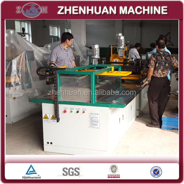 Hot sale cheap step-lap CRGO core cutting machine with auto stacker for transformer