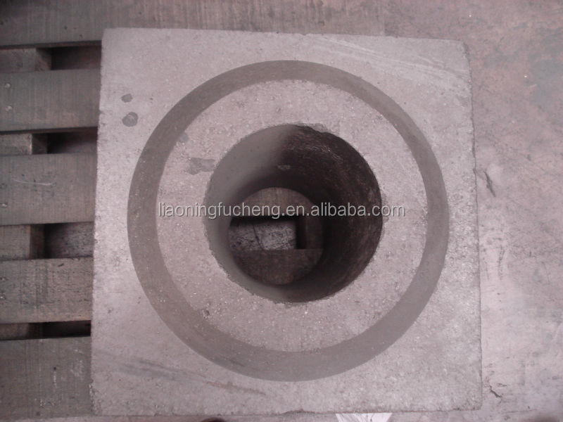 FC magnesia carbon sleeve refractory Bricks for EAF tap hole