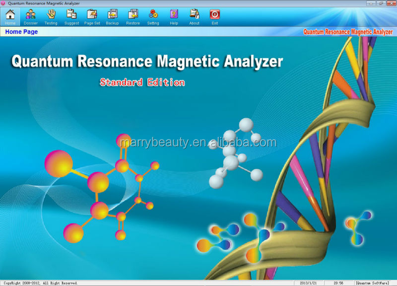 41 reports quantum resonance magnetic analyzer software free download