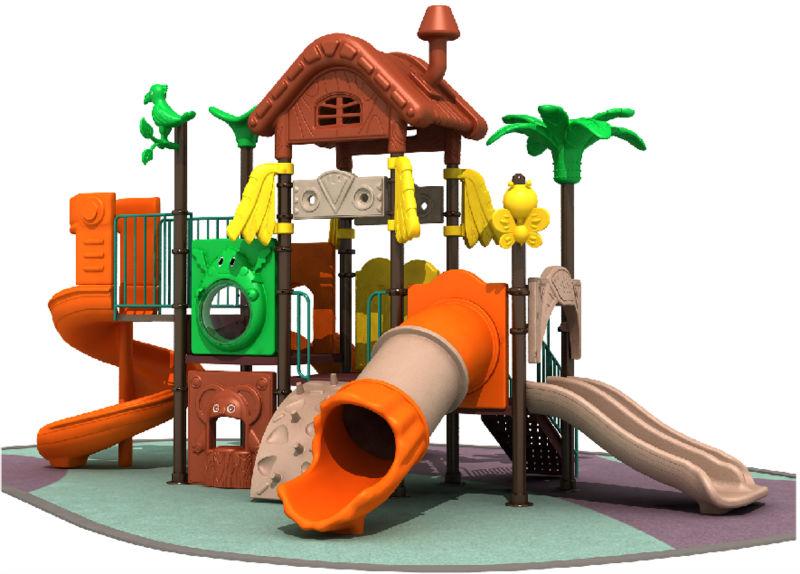 China Preschool Furniture Guangzhou Outdoor Playground
