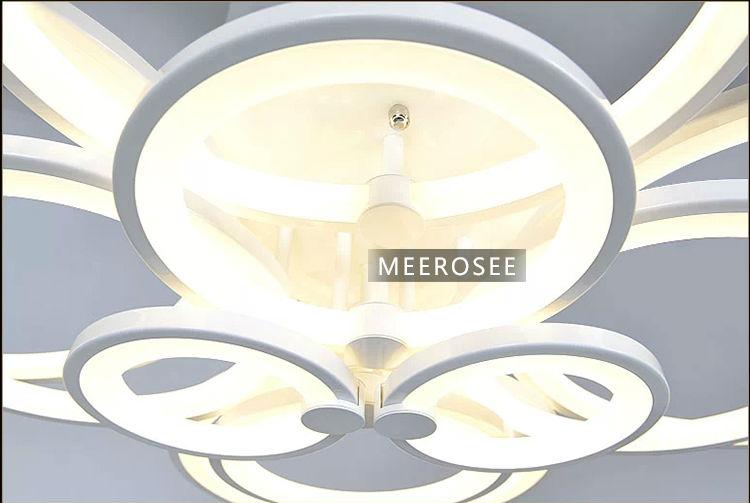 modern led flower ceiling lamp circle led ceiling lighting md3161. Black Bedroom Furniture Sets. Home Design Ideas