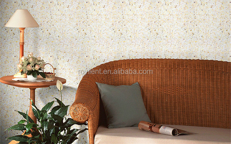 wallpaper with a pattern of bamboo wallpaper provence
