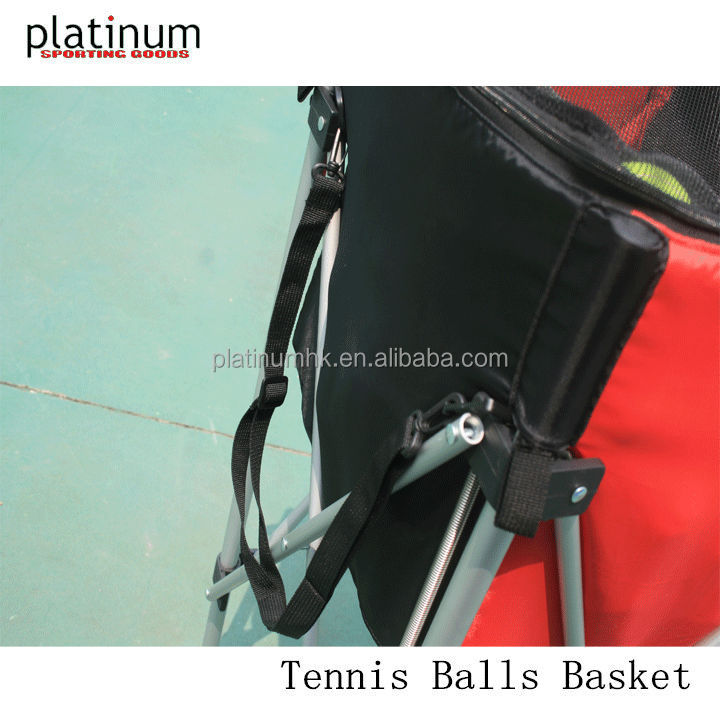 Tennis Travel Ball Cart Tennis Teaching Cart