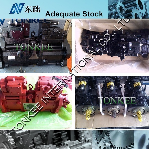 High quality HANDOK Genuine HPV102FW hydraulic piston pump for excavator ZX200, ZX210, ZX230, ZX240