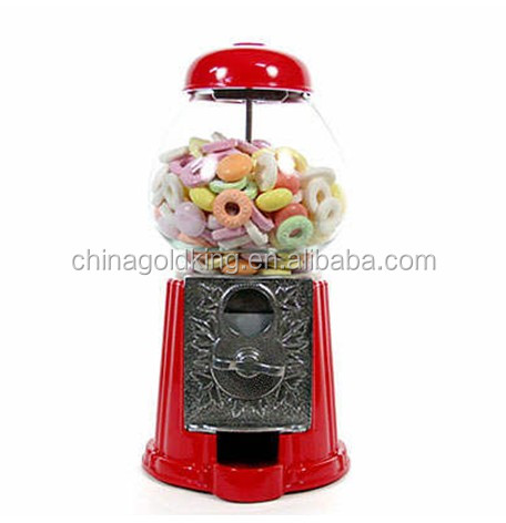 Mini candy vending machine gumball vending machine for sale