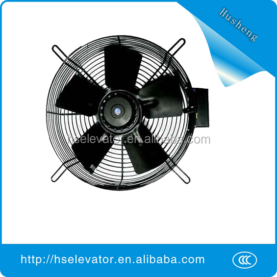 Elevator Lift Cabin Fan, elevator fan used for elevator lift parts