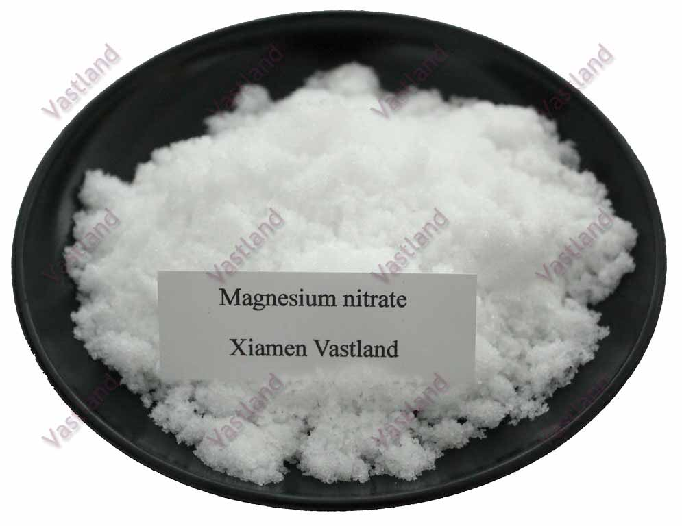 China Supplier of Magnesium Nitrate Hexahydrate Catalyst