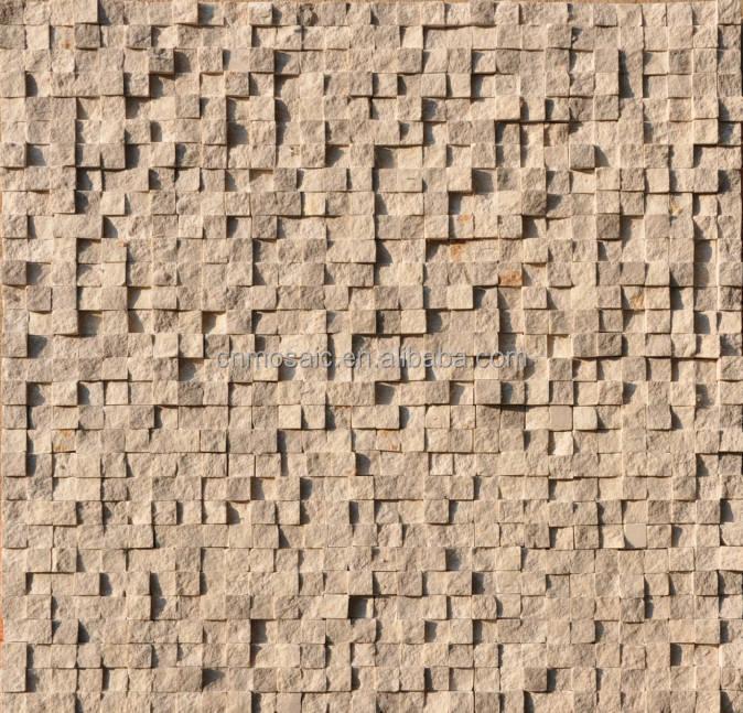 Adhesive No Grout Neede Light Emperador Marble Mosaic Tiles Buy Emperador M